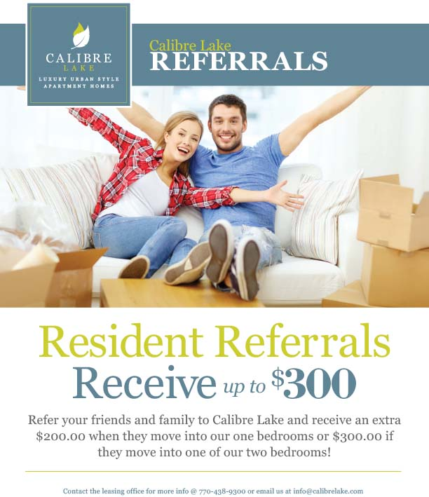 CALIBRELAKE-0013 Referral Flyer